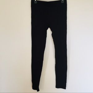 Elie Tahari Black Leggings Size M/L